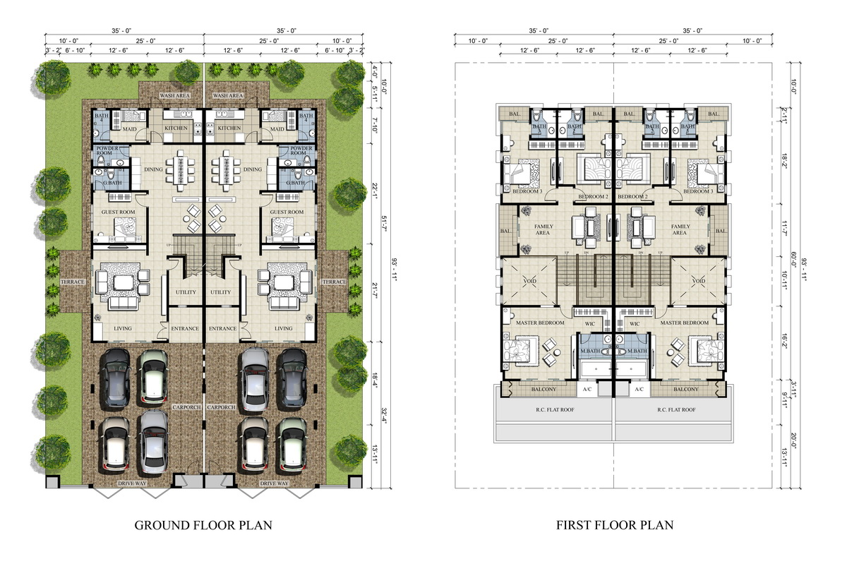 Malaysia House Designs And Floor Plans Zion Star